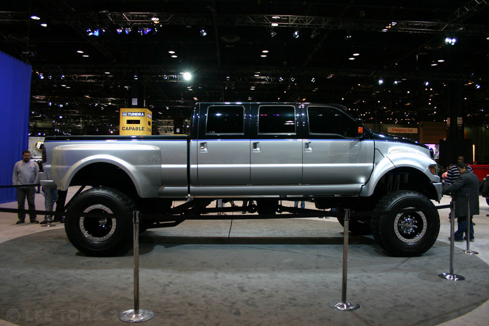 Ford F650 Concept Truck | 2017 - 2018 Best Cars Reviews